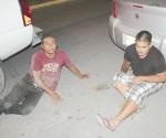 Detención  ciudadana de delincuentes