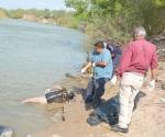 Sin identificar cuerpos de dos ahogados