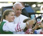 El Papa estrena cuenta en Instagram como Franciscus