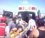 Salvan de morir ahogado a hombre que rescató a 2 niños
