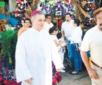 Pide obispo a narcos abandonar violencia