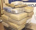 Confiscan droga en 2 casos separados en puente Hidalgo