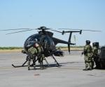 Permanecerán fuerzas federales en Tamaulipas