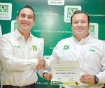 Ahora dirige al Verde Héctor Quiroz Torres