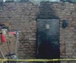 Mueren tres bebés en incendio en Aguascalientes