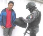 Cae 'halcón' en Tampico