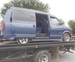 … Y dan buenos resultados recuperando autos robados