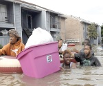 Inundaciones en Texas: 5 muertos