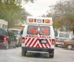 Movilizan en falso a la Cruz Roja