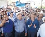 Deciden hidalgo, villagrán y mainero apoyar a Cabeza de Vaca