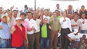 Juntos construiremos la Reynosa que merecemos: Neto Robinson