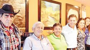 Renuncia planilla del PRD en Díaz Ordaz y se une a Cabeza de Vaca