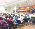 Ofrece Cobat 09 festival a madres