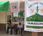 Toman campesinos la presidencia municipal de Aldama
