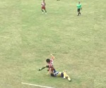 Muere futbolista tras recibir un golpe en la cabeza