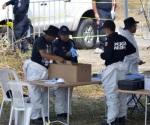 Recuperan 9 cuerpos de fosa en Tetelcingo