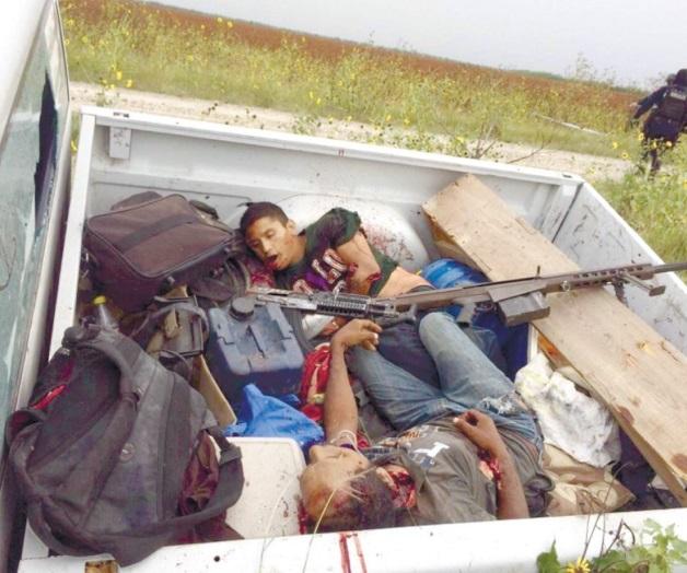 Atacan sicarios y terminan muertos - La Tarde