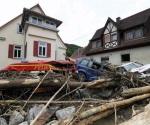Dejan inundaciones 3 muertos en Alemania
