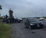 Persecución desata balacera en Nuevo León