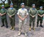 Buena participación de México en operaciones de paz