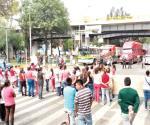 Arman por la CNTE ¡16 bloqueos simultáneos!