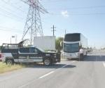 Atrapan a asaltantes de autobuses