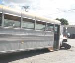 Ni políticos mejoran transporte público