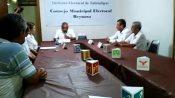 Se realiza sesion del Consejo municipal electoral del IETAM