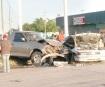 Crispante muerte de conductor
