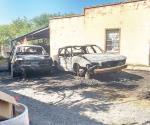 Continúan incendios, ahora fueron 2 autos