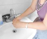 A lavarse las manos