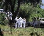 Identifican a los 10 calcinados de Cuitzeo, Michoacán