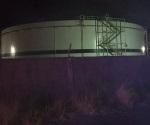 Alarma incendio en cercanías de termoeléctrica