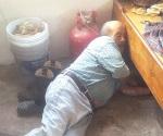 Fallece al caer y golpearse la nuca en filo de boya de gas