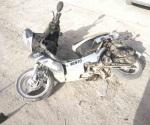 Impacta 3 autos motociclista imprudente