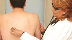 Bajan casos de tuberculosis
