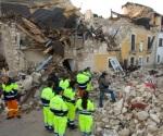 Casi mil el número de réplicas del sismo en Italia