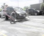 Operativo contra los abusivos conductores