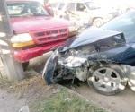 Acusan de lesiones y cuantiosos daños a un motociclista