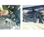 Caen 3 delincuentes con 6 armas largas