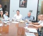 Dejará obras como legado la COMAPA