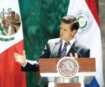 Asiste Peña Nieto a asamblea de la ONU