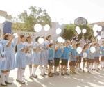 Conmemoran Día Mundial de la Paz