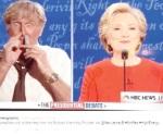 Culpa Trump a micrófono