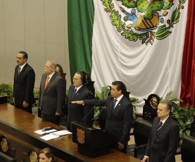 Cabeza de Vaca, gobernador constitucional de Tamaulipas