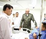 Soldados heridos son ejemplo: EPN