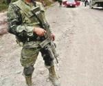Emboscan un convoy militar en N. Laredo