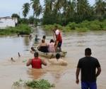 Otorgan recursos del Fonden en Oaxaca y Veracruz