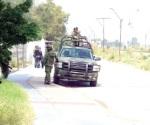 Halla el ejército 123 tomas clandestinas
