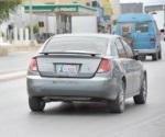 Acusan complicidad de autoridades con automóviles ilegales